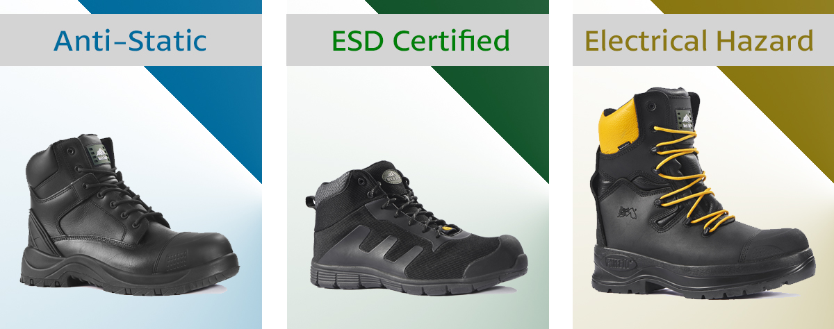 Electrical Hazard Shoes