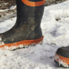 What safety boots stop you getting cold feet