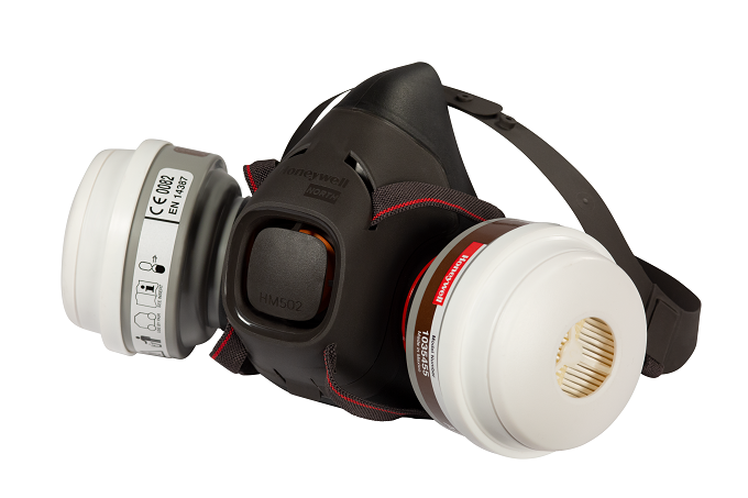 Honeywell HM502 Half Mask